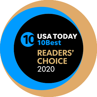 USA Today's reader's choice 2020